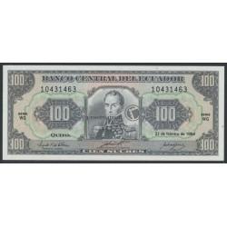 100 Sucres - Equador