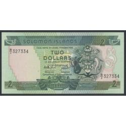 2 Dollars - Salomonen