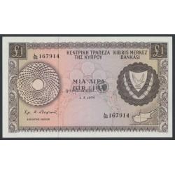 1 Pound - Cyprus