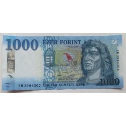 1000 Forint - Ungarn
