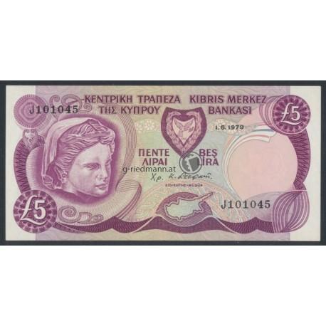 5 Pfund - Zypern