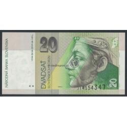20 Korun - Slowakei