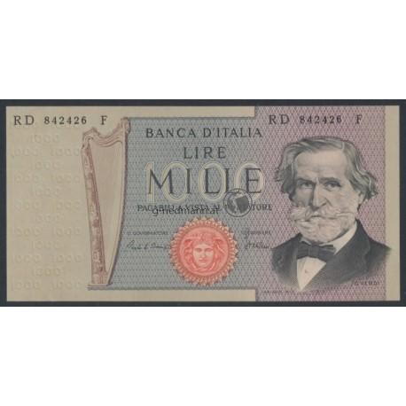 1000 Lire - Italien