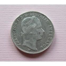 1 Gulden 1858 - Mailand
