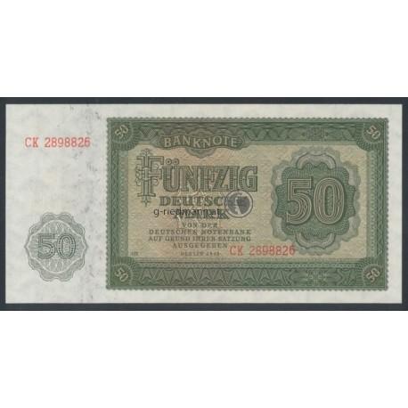 50 Deutsche Mark DDR