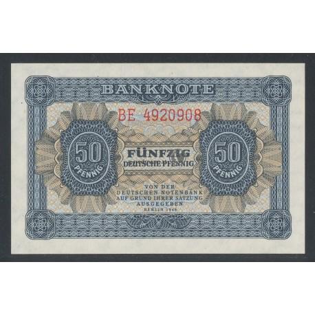 50 Deutsche Pfennig DDR