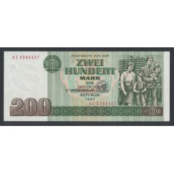 200 Deutsche Mark DDR