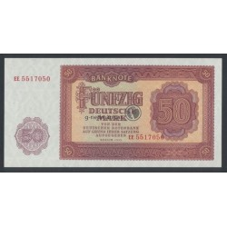 50 Deutsche Mark DDR