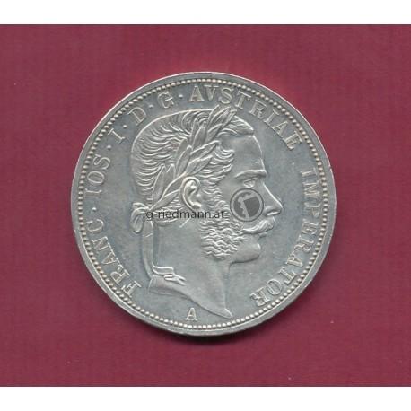 2 Gulden 1867