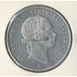 1/2 Taler (1 Gulden) 1855