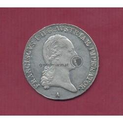 1/2 Taler (Franz II.) 1815