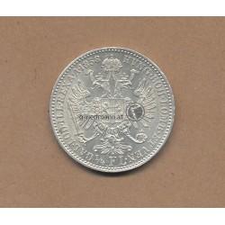 1/4 Flurin 1858 Kaiser Franz Joseph I.