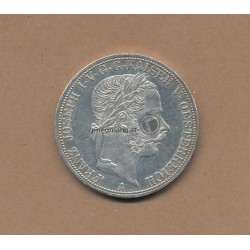 1 Vereinstaler (1 1/2 Gulden) 1866