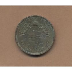 4 Krajczar Ungarn 1868