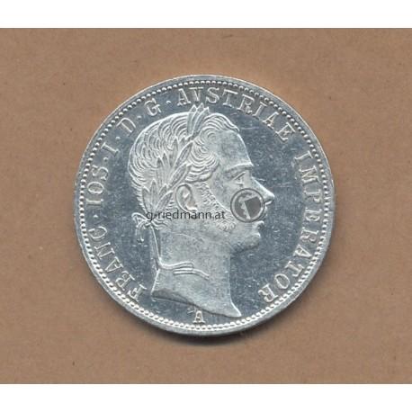 1 Gulden 1861