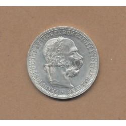 1 Krone 1899 Kaiser Franz Joseph I.