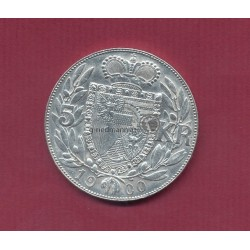 5 Franken FL Johann II.