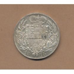 5 Franken 1915 FL Johann II.