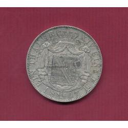 1 Thaler 1847 Sachsen