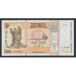 100 Lei - Moldawien
