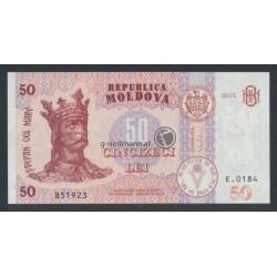 50 Lei - Moldawien