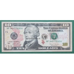 10 Dollar - USA