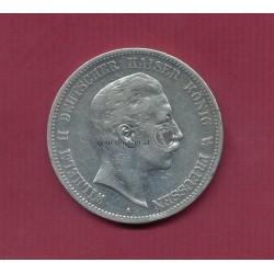 5 Mark 1891 - Preußen