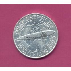 3 Reichsmark 1930 LZ127