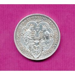 3 Reichsmark Jahrtausendfeier Nordhausen