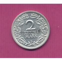 2 Reichsmark 1926