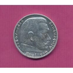 5 Reichsmark 1937A