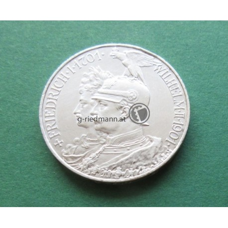 5 Mark 1901 - Preußen