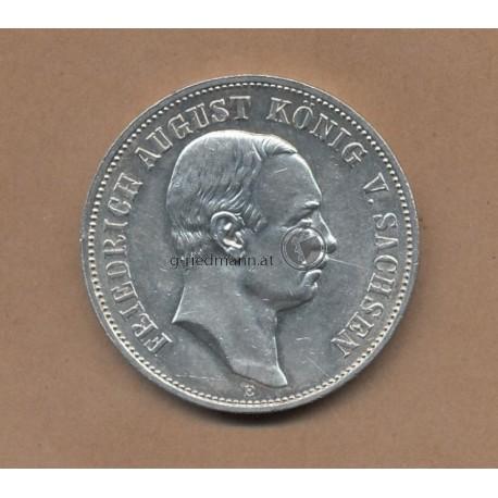 5 Mark Sachsen 1914