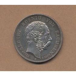 2 Mark Sachsen 1902