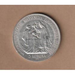5 Korona 1907 Ungarn