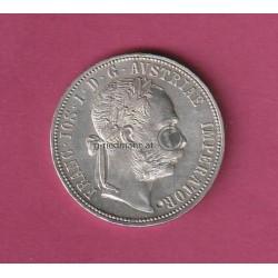 1 FL (Gulden) 1887