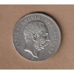 5 Mark Sachsen 1900