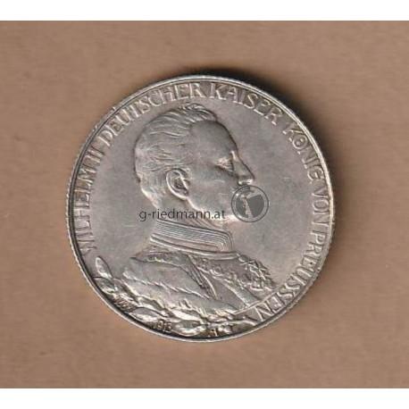 2 Mark Preußen 1888