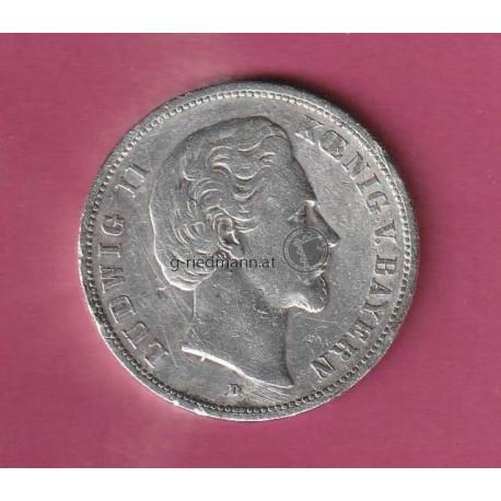 5 Mark 1899 - Bayern