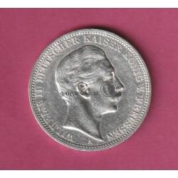 3 Mark Preußen 1913