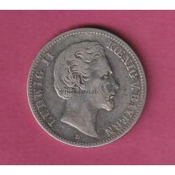 2 Mark Bayern 1876