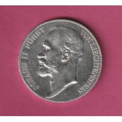 5 Kronen 1915 FL Johann II.