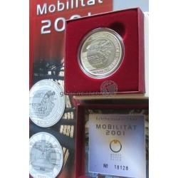 """Millennium 2001 """"Mobilität"""""""